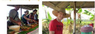 Dajuma Experience: Genuine Balinese Food Puri Dajuma, Beach Eco-Resort & Spa, West Bali