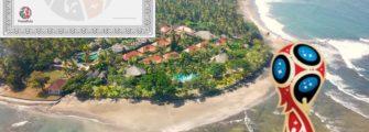 DAJUMA READY FOR THE FIFA WORLD CUP! Puri Dajuma, Beach Eco-Resort & Spa, West Bali