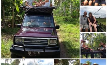 DAJUMA ADVENTURE: PULUKAN ECOTOURISM TOUR Puri Dajuma, Beach Eco-Resort & Spa, West Bali