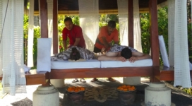 GAZEBO MASSAGE