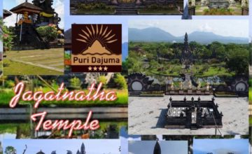 Dajuma Cultural Experience: Jagatnatha Temples Puri Dajuma, Beach Eco-Resort & Spa, West Bali Jagatnatha Temples Jembrana