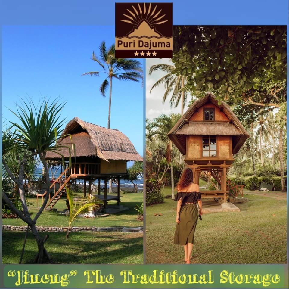 """JINENG"": A PEARL OF THE BALINESE HERITAGE Puri Dajuma, Beach Eco-Resort & Spa, West Bali"