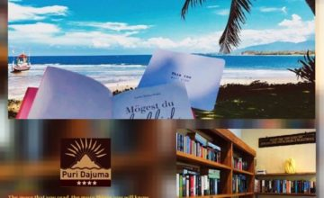 READING: ANOTHER EXPERIENCE IN DAJUMA Puri Dajuma, Beach Eco-Resort & Spa, West Bali
