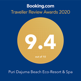 Booking 2020 Puri Dajuma, Beach Eco-Resort & Spa, West Bali