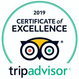 TripAdvisor all of fame 2020 Puri Dajuma, Beach Eco-Resort & Spa, West Bali
