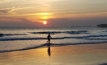 LIGHT AT THE END OF THE TUNNEL? Puri Dajuma, Beach Eco-Resort & Spa, West Bali
