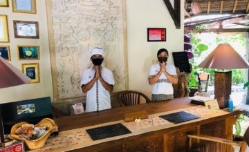 DAJUMA IS READY TO WELCOME YOU Puri Dajuma, Beach Eco-Resort & Spa, West Bali