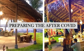 PREPARING FOR THE POST-CRISIS WITH A NEW WEBSITE Puri Dajuma, Beach Eco-Resort & Spa, West Bali