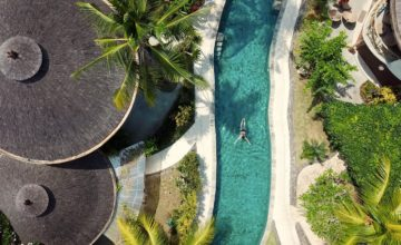THE BALINESE « MIRACLE » Puri Dajuma, Beach Eco-Resort & Spa, West Bali